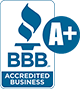 A and J Transportation Service is rated A+ with the Better Business Bureau BBB